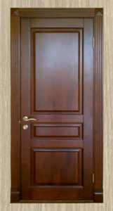 Купить деревянную входную дверь ДВ-28