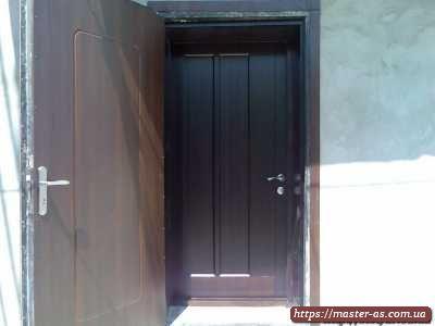 Купить входные и межкомнатные двери в Одессе