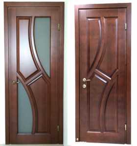 МД-138 Деревянные межкомнатные двери от производителя
