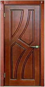 MD-2 Межкомнатная дверь деревянная