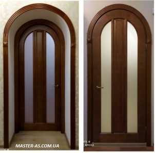 Арочная межкомнатная дверь МД-144