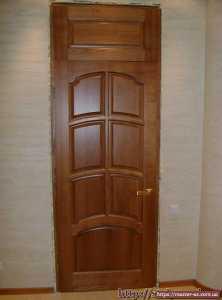 MD-70 Межкомнатные деревянные двери
