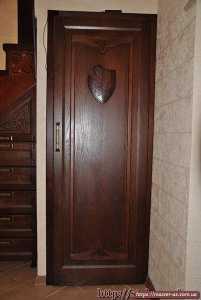 MD-67 Деревянные двери в квартиру