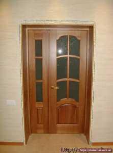 MD-65 Межкомнатные деревянные двери