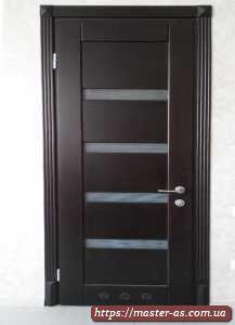Межкомнатная деревянная дверь
