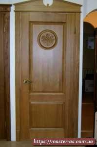 Межкомнатные деревянные двери Украина
