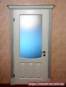 MD-104 Межкомнатная деревянная дверь