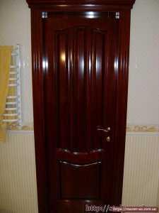 MD-59 Межкомнатные двери в ванную