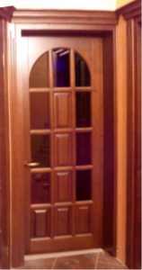MD-120 Дверь деревянная межкомнатная из первоклассной древесины