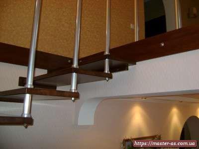 Деревянные лестницы с ценами производителя Лб-01.