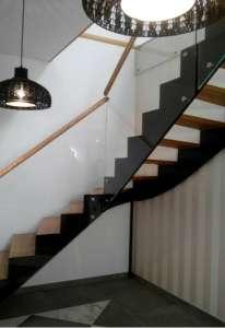 Маршевая лестница в Одессе МЛ-4