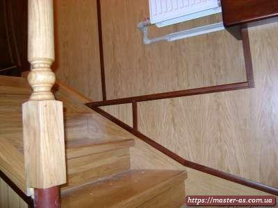 Невысокая стоимость деревянной лестницы