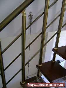 Фото деревянной лестницы для дома