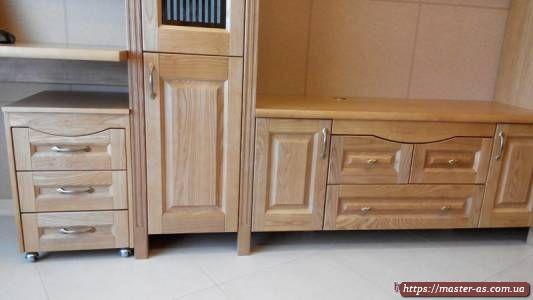 Фото мебели для спальни из дерева