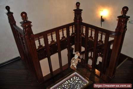 Деревянные лестницы цена от производителя.
