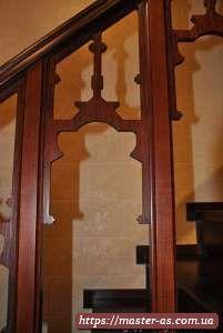 Цех реализует деревянные лестницы готовые к монтажу