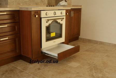 Встроенная кухонная техника кухонного гарнитура