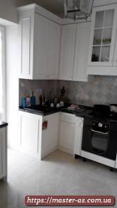 Деревянная мебель для кухни Любава