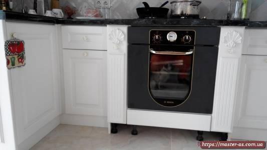 Мебель для малогабаритной кухни