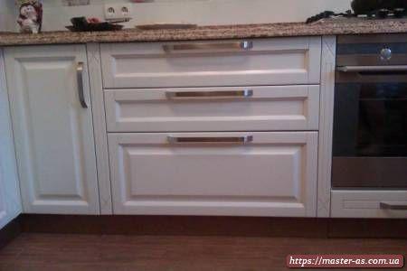 Мебель: кухня на заказ по личным размерам