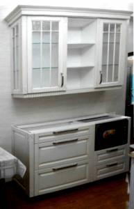 Купить кухню деревянную в Одессе