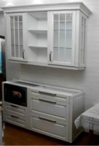 Купить деревянную кухню в Одессе