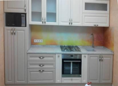 Купить кухню деревянную в Одессе КМ-11