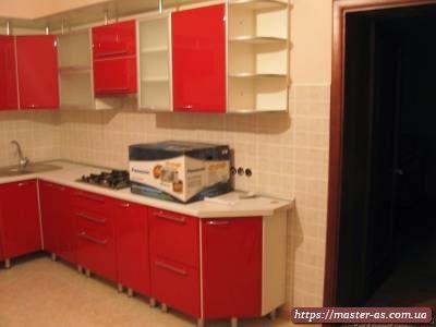 Мебель для дома: кухня из дерева