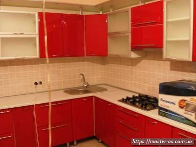 Мебель из дерева: кухонный гарнитур
