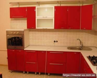 Мебель на заказ: кухня из дерева