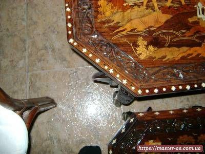 Мастерская реставрации, услуги мастера в Одессе